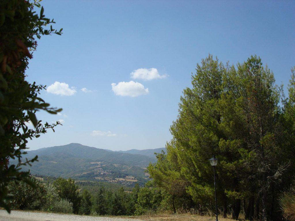 Unterwegs nach Citta di Castello