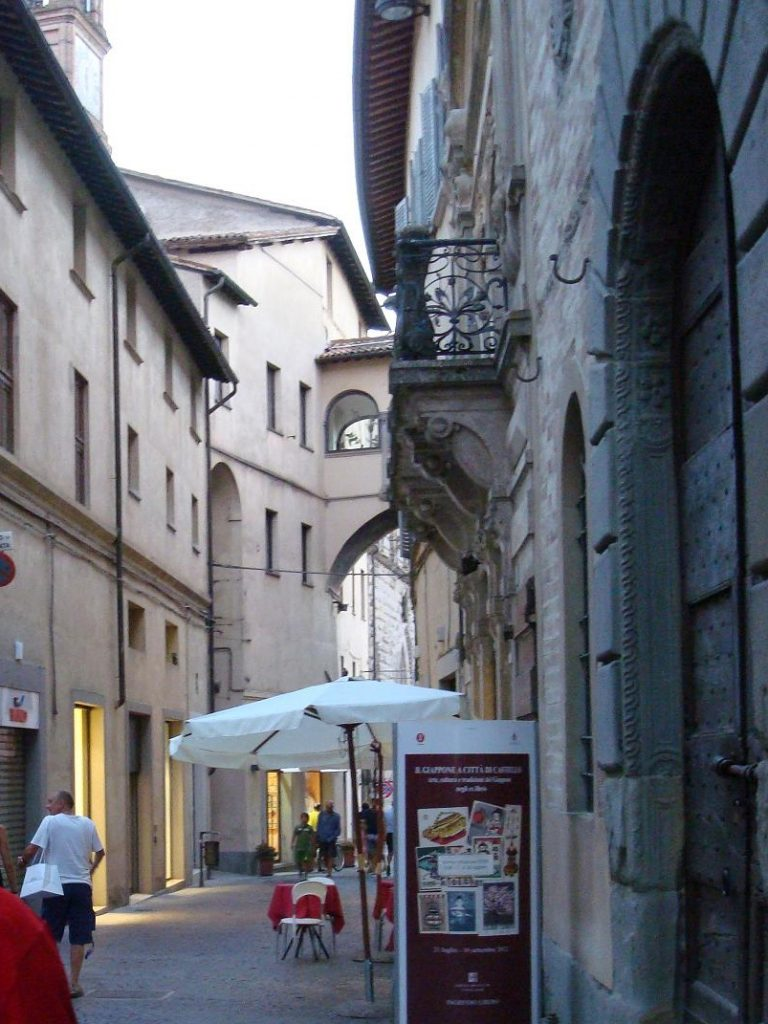 Campari in Citta di Castello.