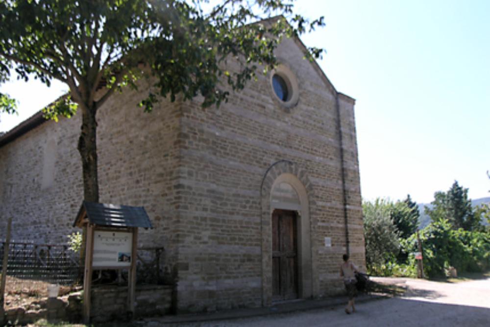 Santa Maria in Vado Bild: http://istruzione.umbria.it/