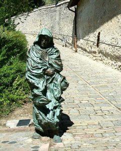 Franziskus geht nach San Damiano
