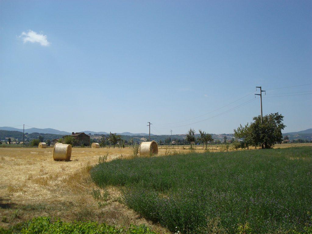 Zwischen der Toskana und Umbrien