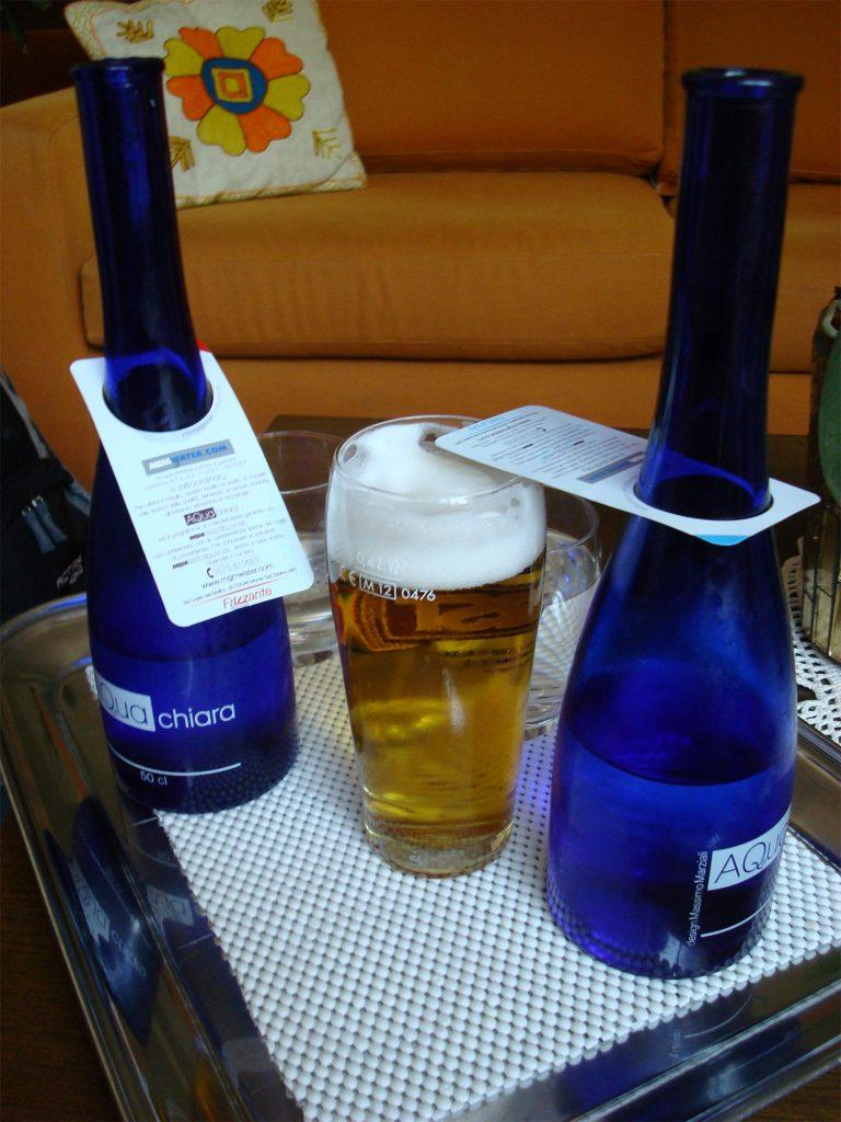 Das Willkommen im Hotel Il Diario, Pieve Santo Stefano.