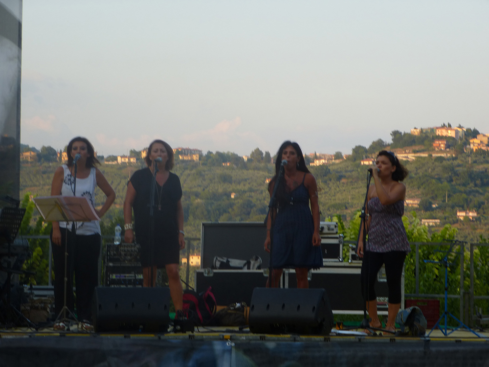 Gospel e Rock in Farfa